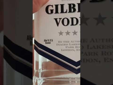 gilbeys vodka fiyatı ve gilbey's votka çeşitlerinin güncel fiyatları.